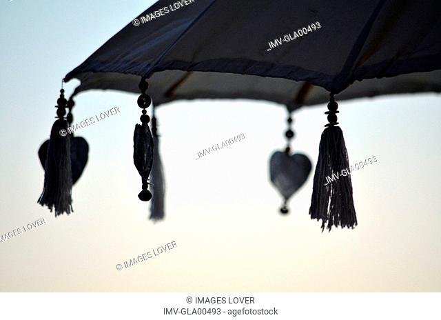 Beach Umbrella, Punta del Este, Uruguay