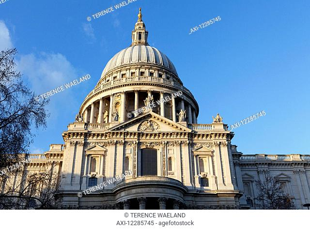St. Paul's Cathedral; London, England