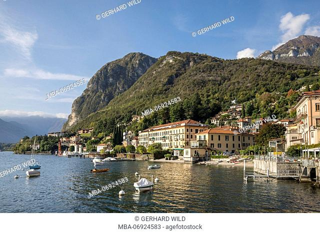 Menaggio, Lake Como, Province of Como, Lombardy, Northern Italy, Italy, Southern Europe, Europe