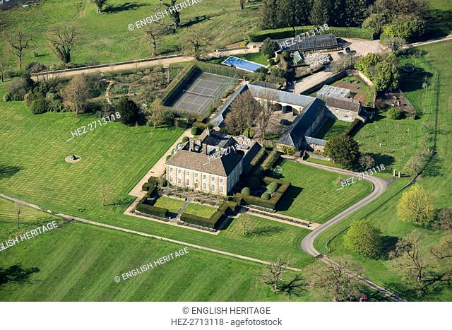 Mells Park House, Somerset, 2018. Creator: Historic England Staff Photographer