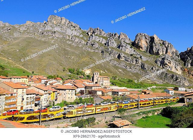Pancorbo.Burgos province.Castilla y León.Spain