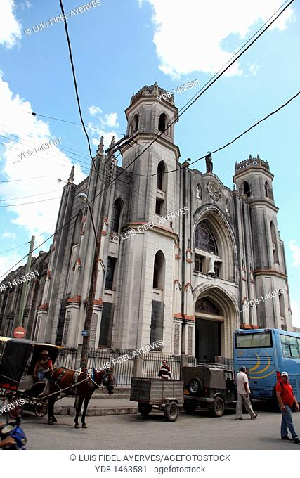 Cathedral of Villa Clara, Santa Clara, Cuba