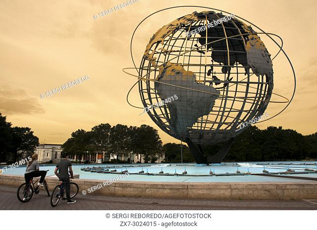 Flushing Meadow - Corona Park. <M> Willets Point-Shea Stadium. Tel 718-760-6565. This park of five square kilometers, was built on a former garbage dump
