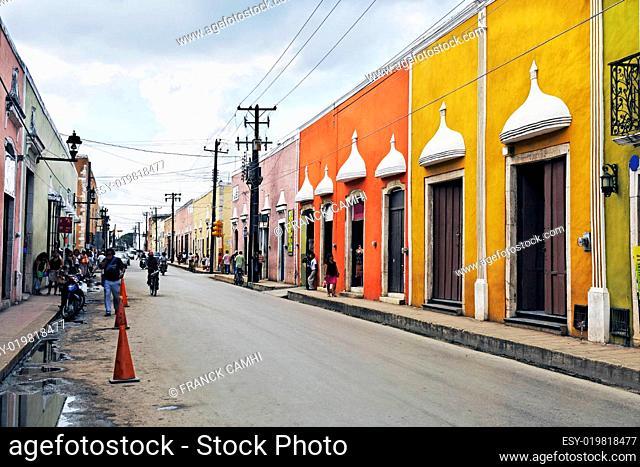 street of valladolid