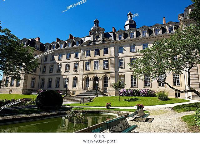 Lycee Gay-Lussac (School), Limoges, France