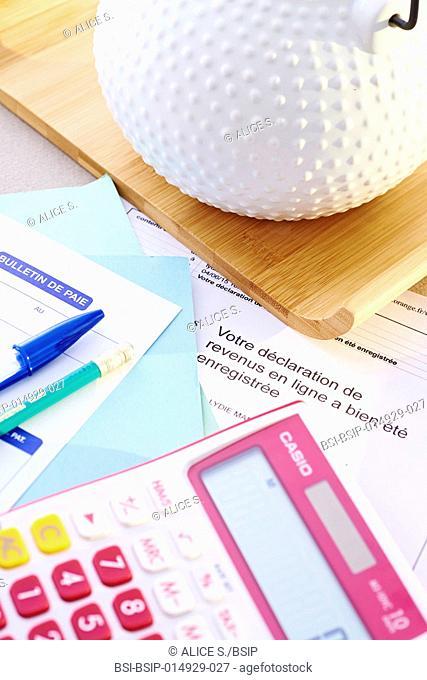 Online income tax return