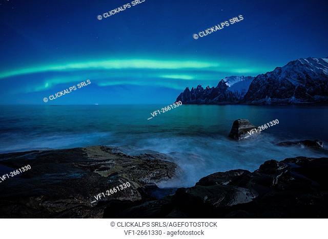 Tungeneset, Senja Island, Norway