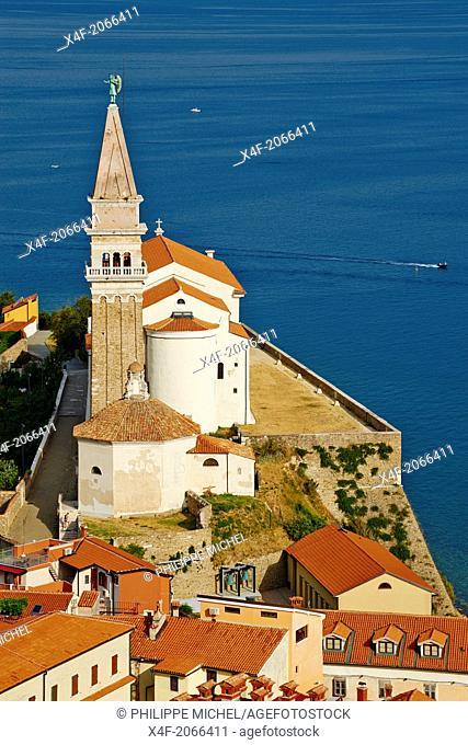 Slovenia, Primorska region, Adriatic Coast, Piran