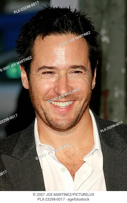 The Bucket List Premiere Rob Morrow 12-16-2007 / Cinerama Dome / Hollywood, CA / Warner Brothers / Photo by Joe Martinez