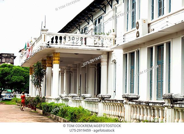 Lao National Museum, Samsethai Road, Vientiane, Laos
