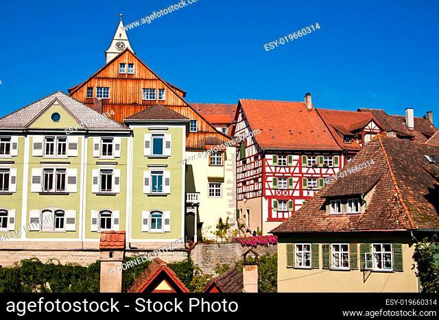 Meersburg am Bodensee, Deutschland