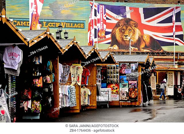 Camden Town, London, England, UK, Europe