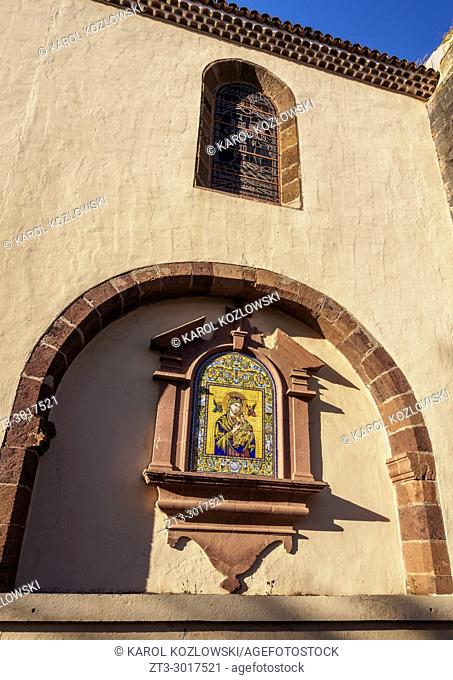 La Concepcion Church, detailed view, San Cristobal de La Laguna, Tenerife Island, Canary Islands, Spain