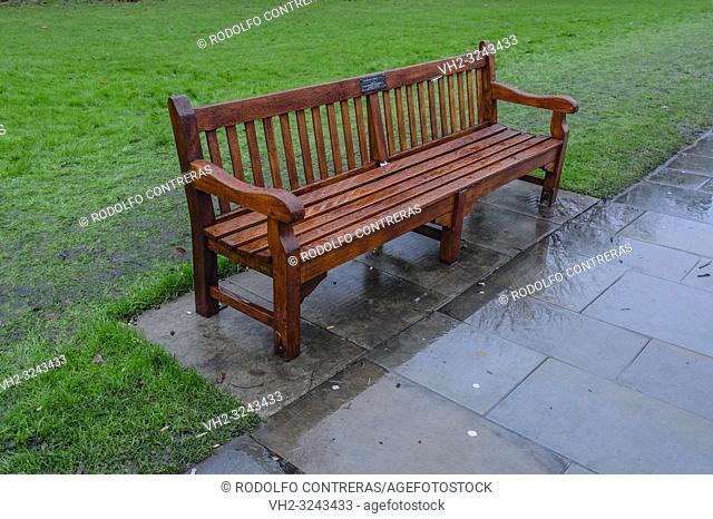 Bench, Edinburgh