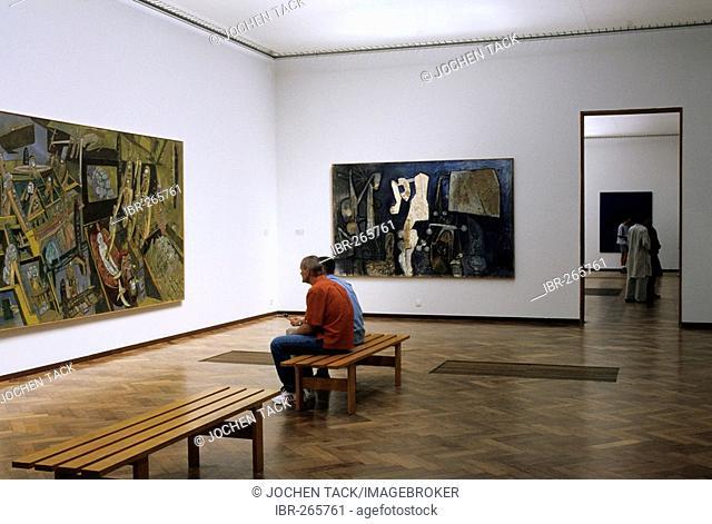 Museums Plein, Stedelijk Museum for Modern Art, Amsterdam, Netherlands