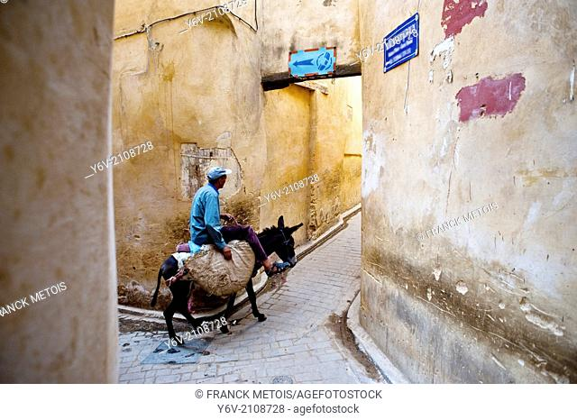 Fes old town ( medina), Morocco