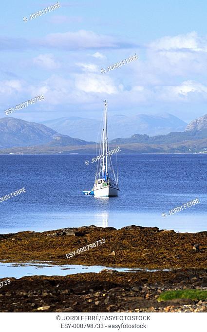 Broadford, Isle of Skye, Highlands, Scotland, United Kingdom, Europe
