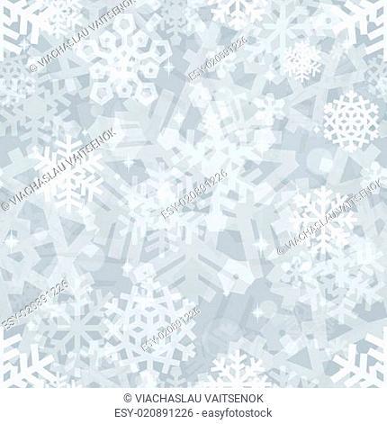 shiny-light-snowflakes-seamless-pattern