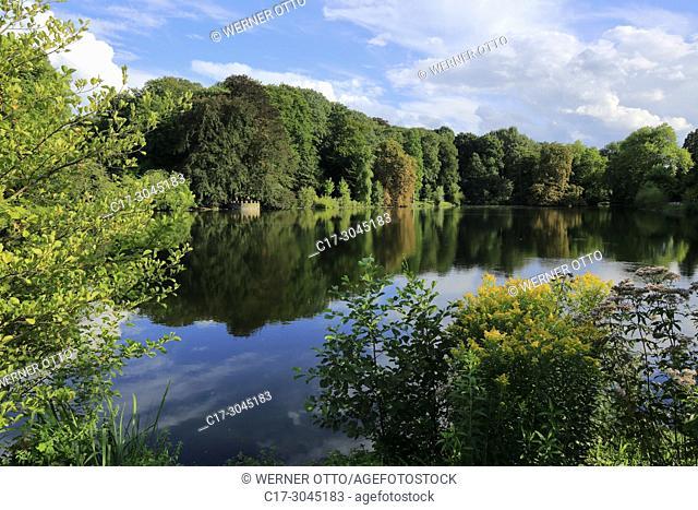 Dortmund, Bruenninghausen, D-Dortmund, Ruhr area, Westphalia, North Rhine-Westphalia, NRW, D-Dortmund-Bruenninghausen, Botanical Garden Rombergpark