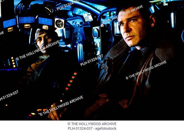 Harrison Ford, Edward James Olmos Blade Runner 1982