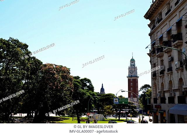 Plaza San Martin, Retiro, Buenos Aires, Argentina