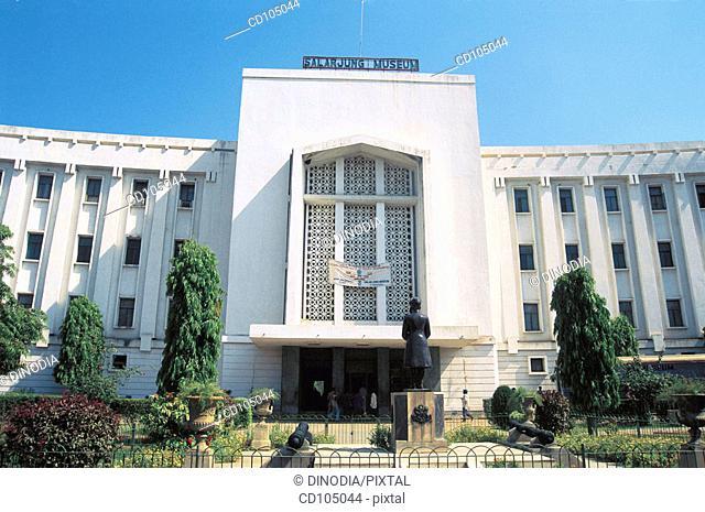 Salarjung Museum. Hyderabad. Andhra Pradesh, India