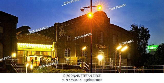 Turbine hall, Oberhausen, Germany