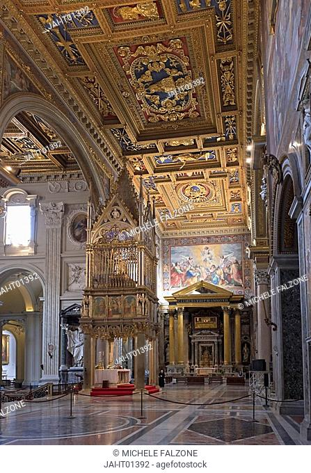 San Giovanni in Laterano Cathedral, Rome, Italy