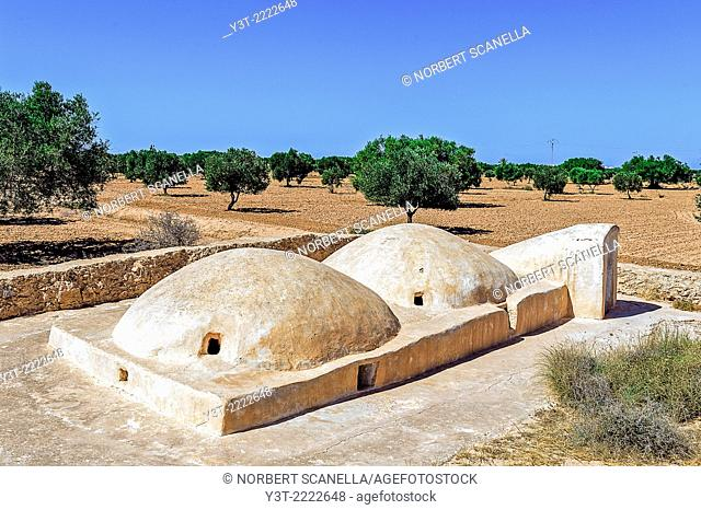 Africa, North Africa, Maghreb, Djerba island. Chemicheck. Old mosque