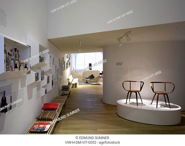 CHARLESEAMESSTR. 2,MUSEUM, Architect WEIL AM RHEIN