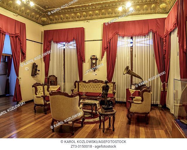 City Museum, interior, Riobamba, Chimborazo Province, Ecuador