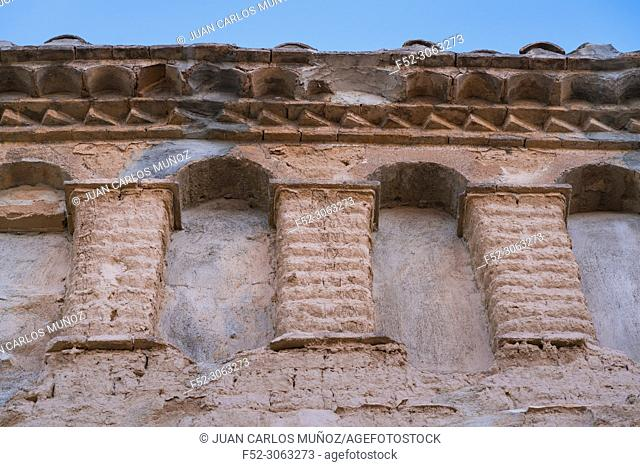 La Casa del Rey Moro house, Aitona village, Baix Segre, Lleida, Catalonia, Spain, Europe