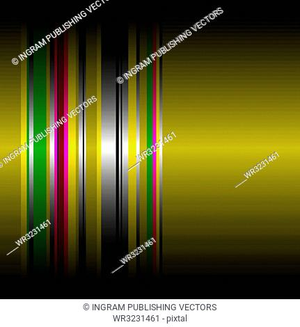 rainbow background with a metalic shine and room for your own text