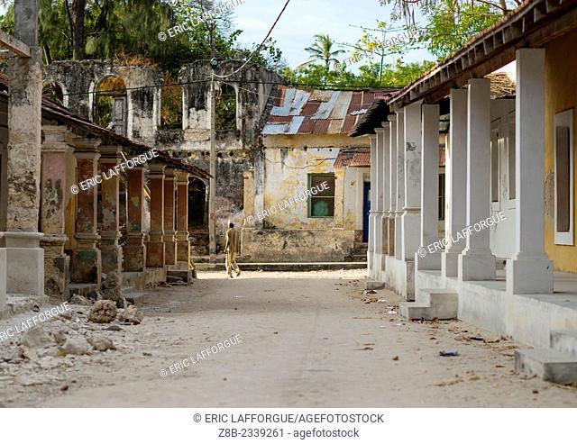 Old Portuguese Quarter, Ibo Island, Mozambique