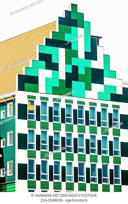 Zaandam City Hall & city center masterplan by Soeters Van Eldonk architects, Zaandam, the Netherlands