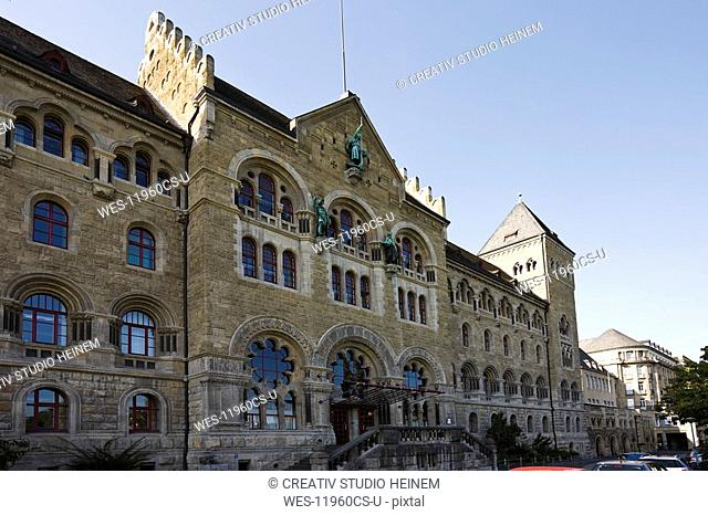 Germany, Rhineland-Palatinate, Koblenz, Old government building