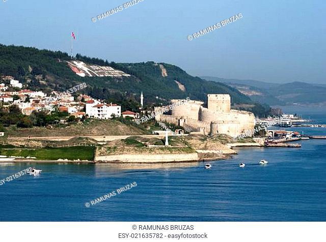 Dardanelles Inlet