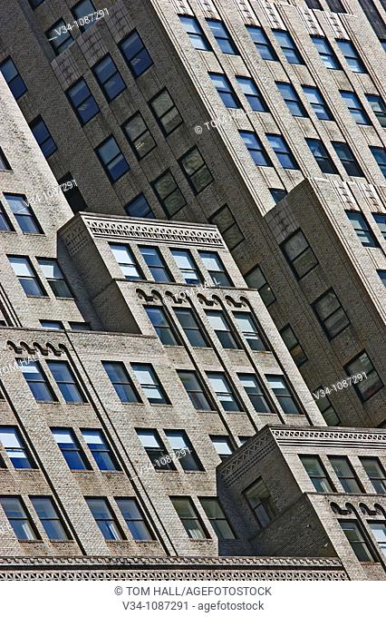 30's Architecture of New York
