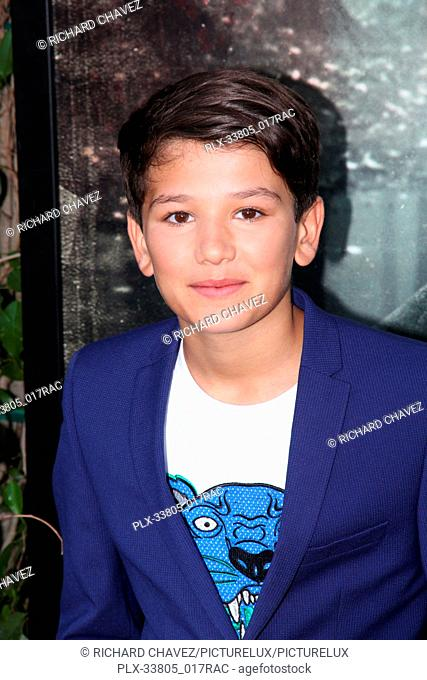 """Roman Christou at the Warner Bros. Premiere of """"""""The Curse of La Llorona"""""""". Held at the Egyptian Theater in Hollywood, CA, April 15, 2019"""