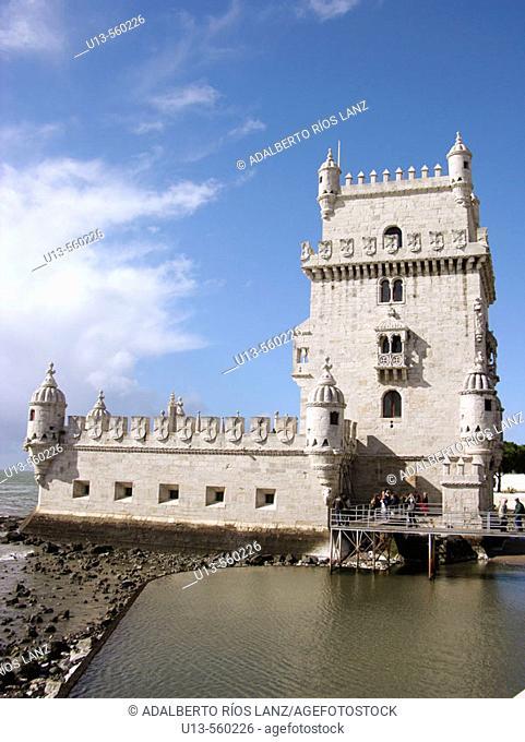 Belem Tower, Lisbon. Portugal