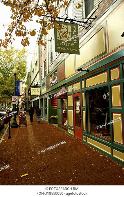 West Chester, PA, Pennsylvania, Downtown