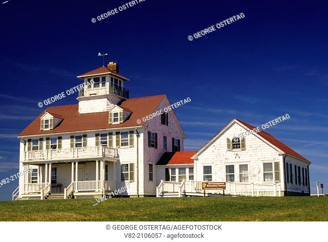 Nauset Coast Guard Station, Cape Cod National Seashore, Massachusetts