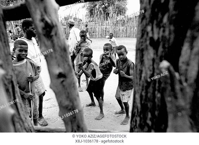 ethiopia, konso people