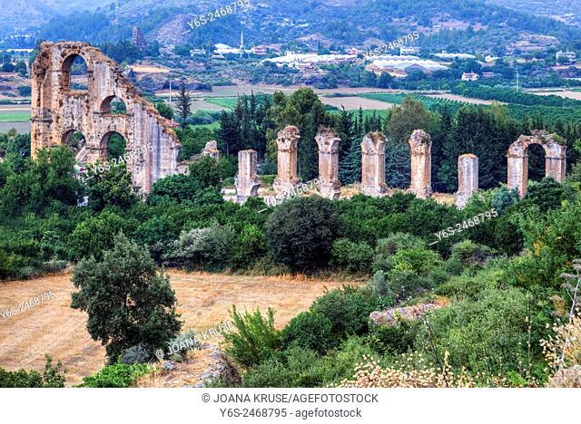 Aspendos, Serik, Antalya, Turkey