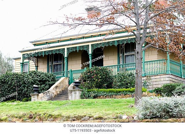 house in Castlemaine, Victoria, Australia