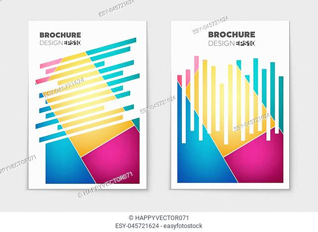 Abstract vector layout background for web and mobile app, art template design, list, page, mockup brochure theme style, banner, idea, cover, booklet, print