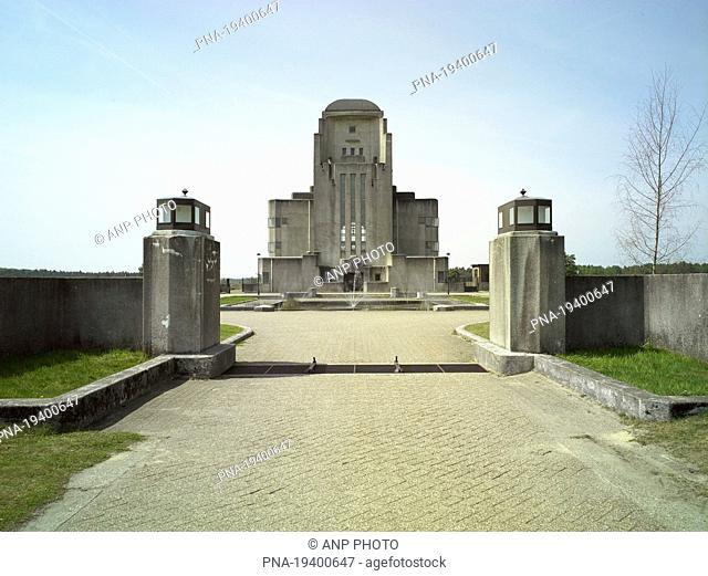 Radio Kootwijk, Veluwe, Gelderland, Guelders, The Netherlands, Holland, Europe