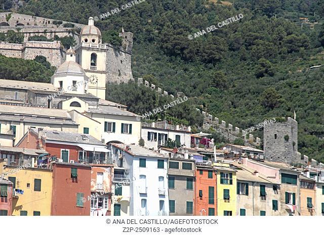 Porto Venere Liguria La Spezia Italy