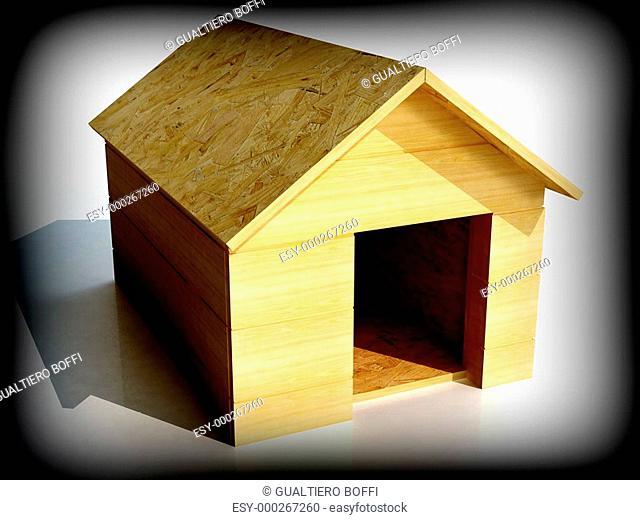 dog house shelter