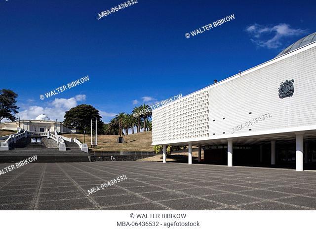 New Zealand, North Island, Wanganui, Wanganui Regional Museum